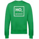 ho-ho-ho-christmas-sweatshirt-grun-s-grun