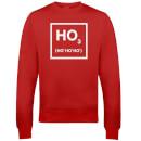 ho-ho-ho-christmas-sweatshirt-rot-m-rot