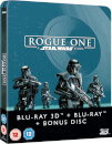 Rogue One: A Star Wars Story 3D (+ 2D) - Steelbook Exclusivité Zavvi (Édition UK)