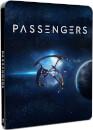Passengers 3D (avec version 2D) - Steelbook d'édition limitée