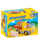 Camion benne -Playmobil 123 (6960)