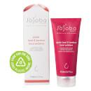Exfoliante facial con bambú y semillas de jojoba de The Jojoba Company 80ml