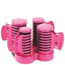 Carmen C85005 Girls Hair Roller Set  Pink