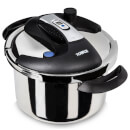 Tower Pro 4L One Touch Pressure Cooker  Stainless Steel
