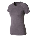 adidas FreeLift T-shirt, Grijs, L, Female, Training