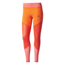 adidas Ultimate Lange Legging, Rood, L, Female, Training
