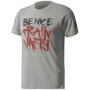 adidas FreeLift Nasty T-shirt, Grijs, XS, Male, Training