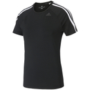 NU 15% KORTING: ADIDAS PERFORMANCE functioneel shirt »D2M TEE 3S«