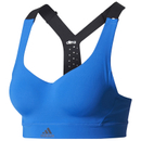 Adidas Climachill Dames Trainingsbra (blauw-zwart) L (A-B)