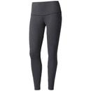 Adidas Ultra 7-8 women's running pants (grey) L