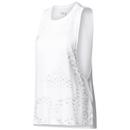 adidas Women's Logo Training Tank Top White M
