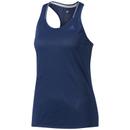 Adidas Supernova women's running tank (dark blue) XS