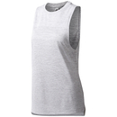 adidas Boxy Mélange Tanktop, Wit, L, Female, Training