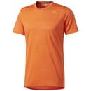 adidas Men's Supernova Running T-Shirt Energy Orange M