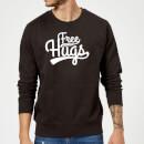 men-s-free-hugs-slogan-sweatshirt-black-l