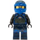 LEGO Ninjago: Time Twins Jay Minifigure Clock