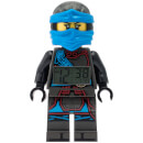 LEGO Ninjago: Time Twins Nya Minifigure Clock