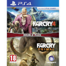 Far Cry Primal and Far Cry 4