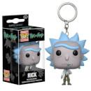 Rick and Morty Rick Pocket Pop! Key Chain