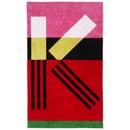 KENZO Wapiri Beach Towel - Multicoloured - kenzo - thehut.com