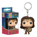 DC Wonder Woman Pocket Pop! Keychain