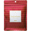 Lululun Face Mask 7 Sheets - Precious Red