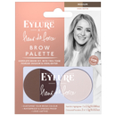 Eylure x Fleur de Force Brow Palette - Medium