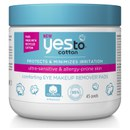 yes to Cotton Eye Makeup Remover Pads (45 Pack)