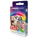 Polaroid 20 Pack of Film/Paper - Rainbow Border (2x3 Inch) - polaroid - zavvi.com