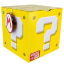 Nintendo Super Mario Question Block Money Box - Yellow Amarillo