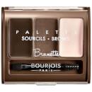 Bourjois Brow Palette 02 Brown 3.2g