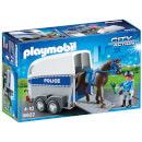 playmobil-city-action-police-with-horse-and-trailer-6922-