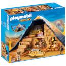 playmobil-history-egyptian-pharaoh-s-pyramid-with-many-hidden-tombs-and-traps-5386-