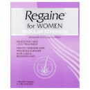 REGAINE FOR WOMEN REGULAR STRENGTH HAIR REGROWTH SOLUTION