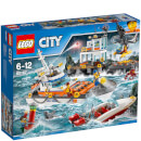 LEGO City: Guardacostas: Cuartel general (60167)