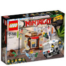 The LEGO Ninjago Movie: Verfolgungsjagd in NINJAGO® City (70607)