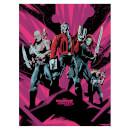 Pyramid Guardians of the Galaxy Vol. 2 (Unite) 60 x 80cm Canvas Print Multi