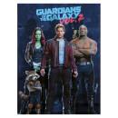 Pyramid Guardians of the Galaxy Vol. 2 (Team) 60 x 80cm Canvas Print Multi