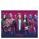 Pyramid Guardians of the Galaxy Vol. 2 (Characters Vol. 2) 60 x 80cm Canvas Print Multi