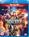 Guardians of the Galaxy Vol. 2 3D (Includes 2D Version)