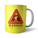 warning-dad-dancing-mug