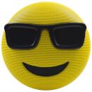 Jam Audio Jamoji Cool Emoji Portable Wireless Bluetooth Speaker