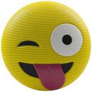 Jam Audio Jamoji Winking Emoji Portable Wireless Bluetooth Speaker