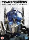 Transformers 1-4 Boxset