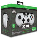 Licensed X91 90's Style Controller XBOX 1 & PC Controller White