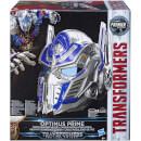 Casco Optimus Prime Modulador de Voz - Transformers: el último caballero