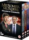 Acorn Media Midsomer Murders - Nelson's Casebook
