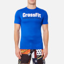 Reebok Men`s CrossFit Logo Short Sleeve
