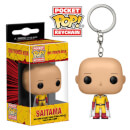 One Punch Man Saitama Pocket Pop! Key Chain