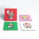 Posavasos Nintendo Super Mario  Los Buenos